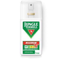 Jungle Formula Maximum Original Απωθητικό Κουνουπιών Με IRF4 75ml