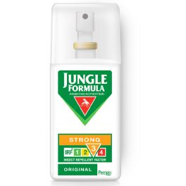 Jungle Formula Strong Original Απωθητικό Κουνουπιών Mε IRF3 75ml