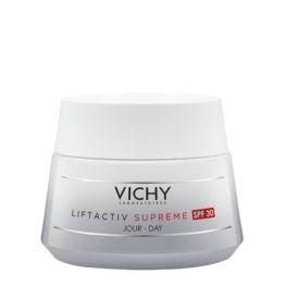 Vichy Liftactiv Supreme Εντατική Αντιρυτιδική & Συσφιγκτική Κρέμα Προσώπου Με Spf30 50ml