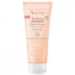 Avene Trixera Nutrition Θρεπτικό & Ενυδατικό Κρεμώδες Αφρόλουτρο Προσώπου/Σώματος