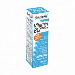 Health Aid B12 1000μg Spray 200ml