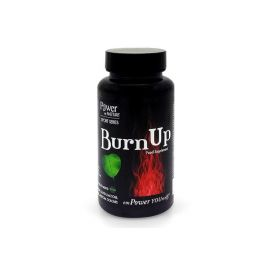 Power Of Nature Sport Series BurnUp Συμπλήρωμα Διατροφής που Συμβάλλει στη Φυσιολογική Λειτουργία του Μεταβολισμού 60 Κάψουλες