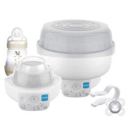 Mam Electric Sterilizer & Bottle Warmer Ηλεκτρικός Αποστειρωτής & Θερμαντήρας Μπιμπερό 6 σε 1