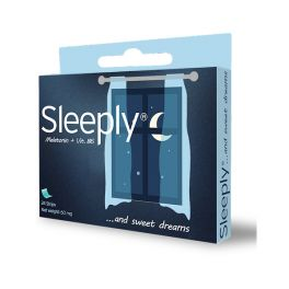 FarmaSyn Sleepy Συμπλήρωμα Διατροφής με Μελατονίνη & Βιταμίνη Β6 για Υποστήριξη του Φυσιολογικού Ύπνου 24τμχ