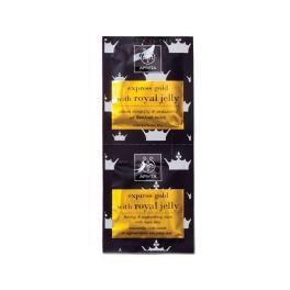 Apivita Express Gold Mάσκα Σύσφιγξης και Ανάπλασης με Βασιλικό Πολτό 2x8ml