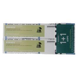 Korres Οδοντόκρεμα Λεύκανσης Με Γλυκάνισο & Ευκάλυπτο 2 x 75ml Set