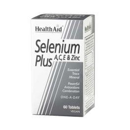 Health Aid Selenium Plus 60 ταμπλέτες