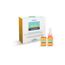 Frezyderm Hair Force Monodose Day/Night Ειδική Αγωγή Μονοδόσεων Κατά Της Τριχόπτωσης 14x10 ml