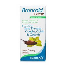 Health Aid Broncold 200ml