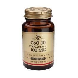 Solgar CoQ-10 100mg 30 Softgels
