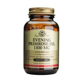 Solgar Evening Primrose Oil 1300mg Ουσιώδη Λιπαρά Οξέα 30 Softgels