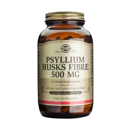 Solgar Psyllium Husks Fibre 500mg Φυτικές Ίνες 200 Veg. Caps