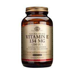 Solgar Vitamin E 134mg 200IU Βιταμίνες 250 Softgels