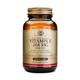Solgar Vitamin E 268mg 400IU Βιταμίνες 50 Softgels