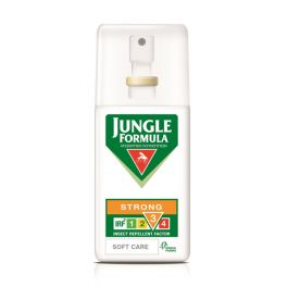 Jungle Formula Strong Soft Care Απωθητικό Κουνουπιών Με IRF3 75ml