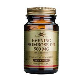 Solgar Evening Primrose Oil 500mg Ουσιώδη Λιπαρά Οξέα 30 Softgels