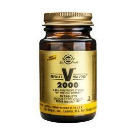 Solgar VM-2000 Πολυβιταμίνες 30 Tabs