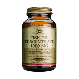 Solgar Fish Oil Concentrate 1000mg Ουσιώδη Λιπαρά Οξέα 60 Softgels