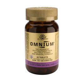 Solgar Omnium Πολυβιταμίνες 60 Tabs