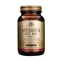 Solgar Vitamin E 671mg 1000IU Βιταμίνες 50 Softgels
