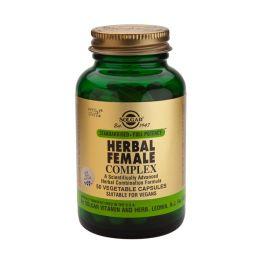 Solgar SFP Herbal Female Complex Ενισχυμένα Φυτικά Εκχυλίσματα 50 Veg. Caps