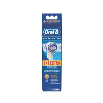 Oral-B Precision Clean Ανταλλακτικά 2+1τμχ