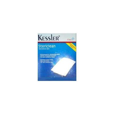 Kessler Clinica Stericlean Αποστειρωμένες Γάζες 36x40cm 10τμχ