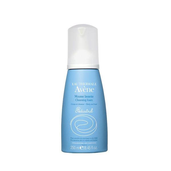 Avene Pediatril Βρεφικός Αφρός Καθαρισμού Για Μαλλιά & Σώμα 250ml
