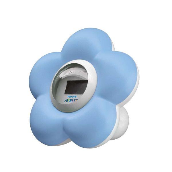 Avent Ψηφιακό Θερμόμετρο Για Το Μπάνιο & Το Δωμάτιο Του Μωρού