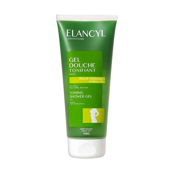 Elancyl Αφρόλουτρο Για Τόνωση & Φρεσκάδα Για Κανονικό Δέρμα 200ml