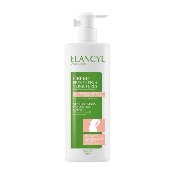 Elancyl Creme Prevention Vergetures Κρέμα Πρόληψης Ραγάδων 500ml