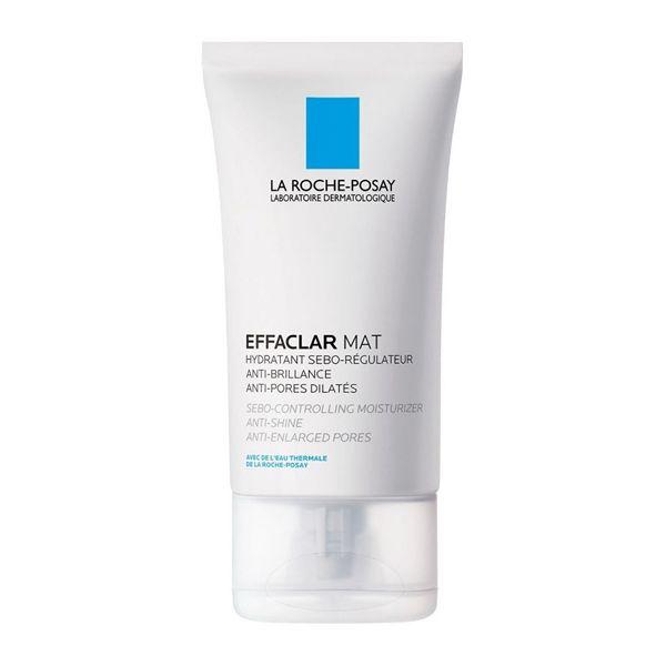 La Roche-Posay Effaclar Mat Σμηγματορυθμιστική Κρέμα Προσώπου Για Λιπαρό/Ακνεϊκό Δέρμα 40ml
