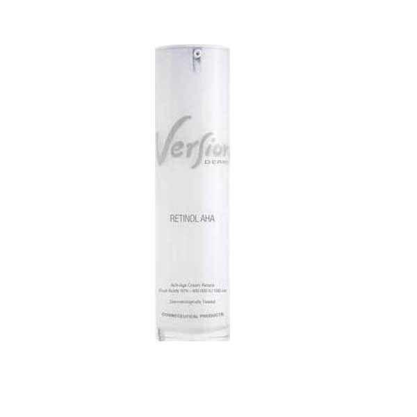 Version Retinol 10% AHA Face Cream Pump 50ml
