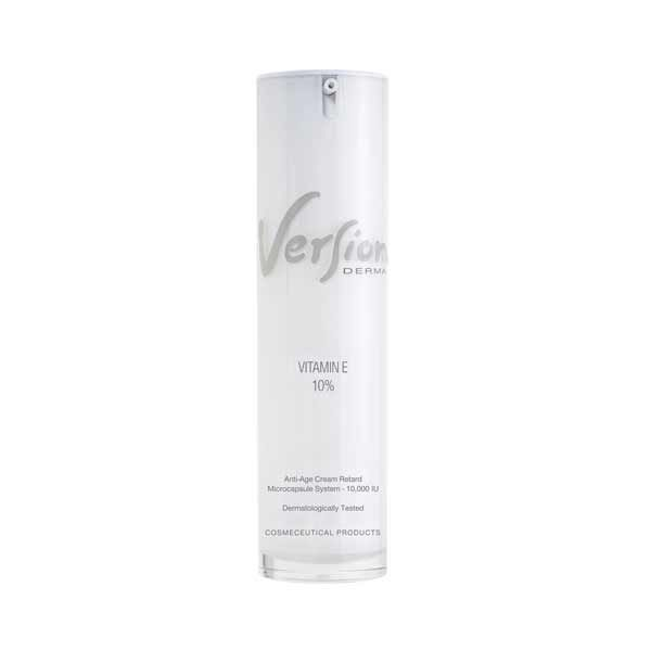 Version Vitamin E 10% Face Cream Spray 50ml