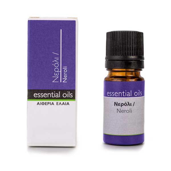 PharmaLab Αιθέριο Έλαιο Νερόλι 7ml