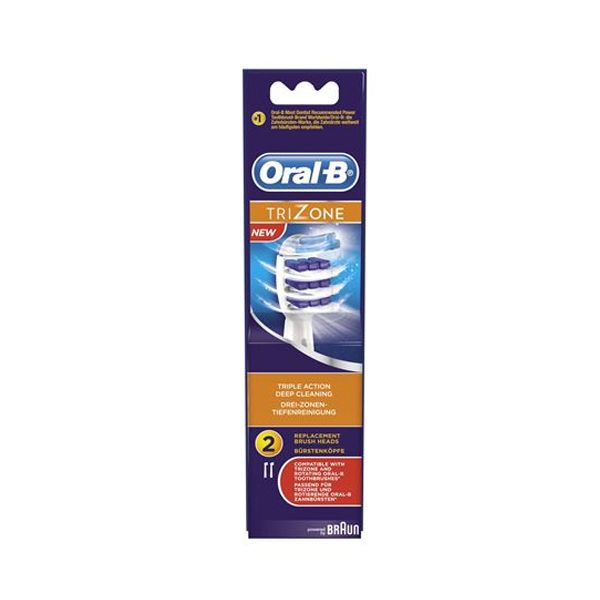 Oral-B Trizone Ανταλλακτικά 2τμχ