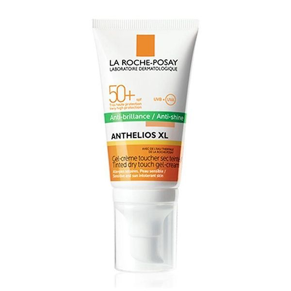 La Roche-Posay Anthelios XL Αντιηλιακή Κρέμα - Τζελ Προσώπου Για Ματ Αποτέλεσμα Με Χρώμα Για Μικτό/Λιπαρό Δέρμα Spf50+ 50ml