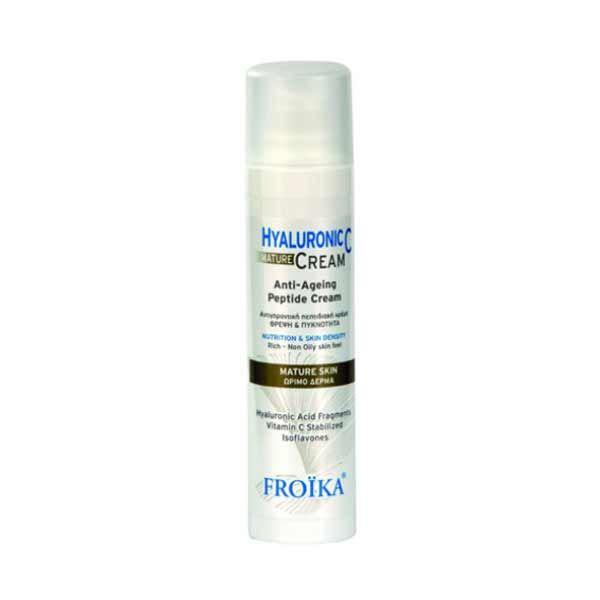 Froika Hyaluronic-C Κρέμα Προσώπου Για Ώριμες Επιδερμίδες & Έντονα Ξηρό Δέρμα 40ml