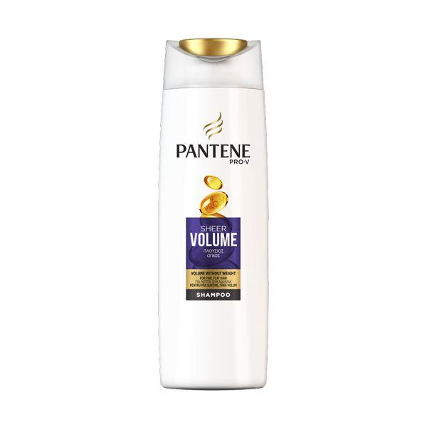 Pantene Sheer Volume Σαμπουάν Για Πλούσιο Όγκο Για Άτονα Μαλλιά 360ml