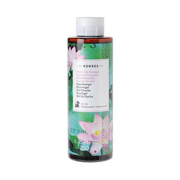Korres Αφρόλουτρο Water Lilly Blossom 250ml