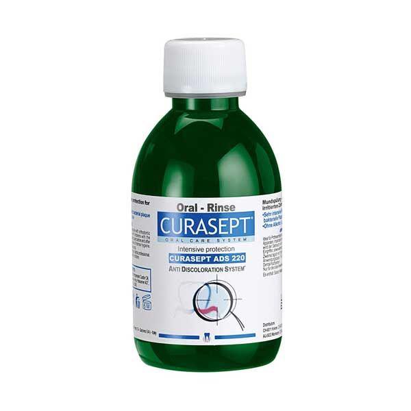 Curasept ADS 220 Στοματικό Διάλυμα Με Χλωρεξιδίνη 0,20% 200ml