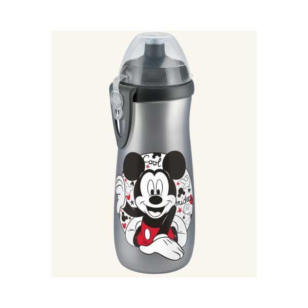 Nuk Disney Sports Cup Παγούρι Με Καπάκι 450ml 3Y+