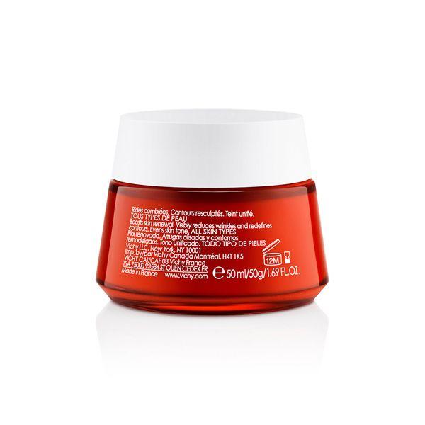 Vichy Liftactiv Collagen Specialist Κρέμα Προσώπου Για Επανόρθωση Βαθιών & Κάθετων Ρυτίδων Για Όλες Τις Επιδερμίδες 50ml