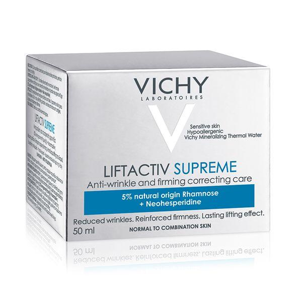 Vichy Liftactiv Supreme Κρέμα Ημέρας Αντιγήρανσης & Ανόρθωσης Για Κανονικό/Μικτό Δέρμα 50ml
