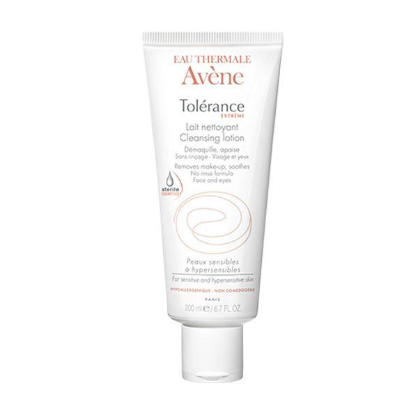 Avene Tolerance Extreme Αποστειρωμένο Γαλάκτωμα Καθαρισμού Προσώπου/Ματιών Για Ευαίσθητο/Υπερευαίσθητο Δέρμα 200ml