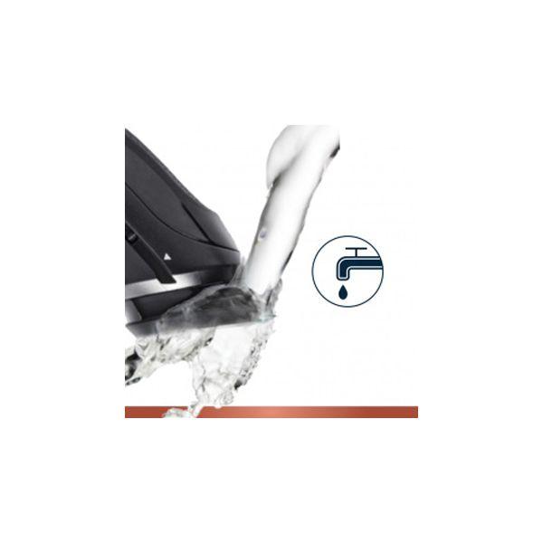 Gillette King • C • Beard Trimmer Επαναφορτιζόμενη Ξυριστική Μηχανή Προσώπου με 3 χτενάκια