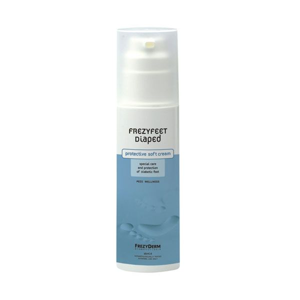 Frezyderm Frezyfeet Diaped Cream 125 ml