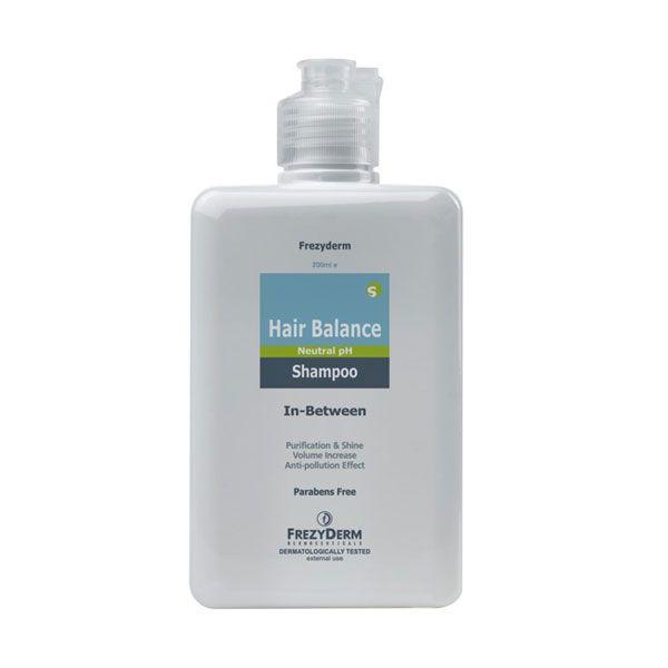 Frezyderm Hair Balance Shampoo 200 ml